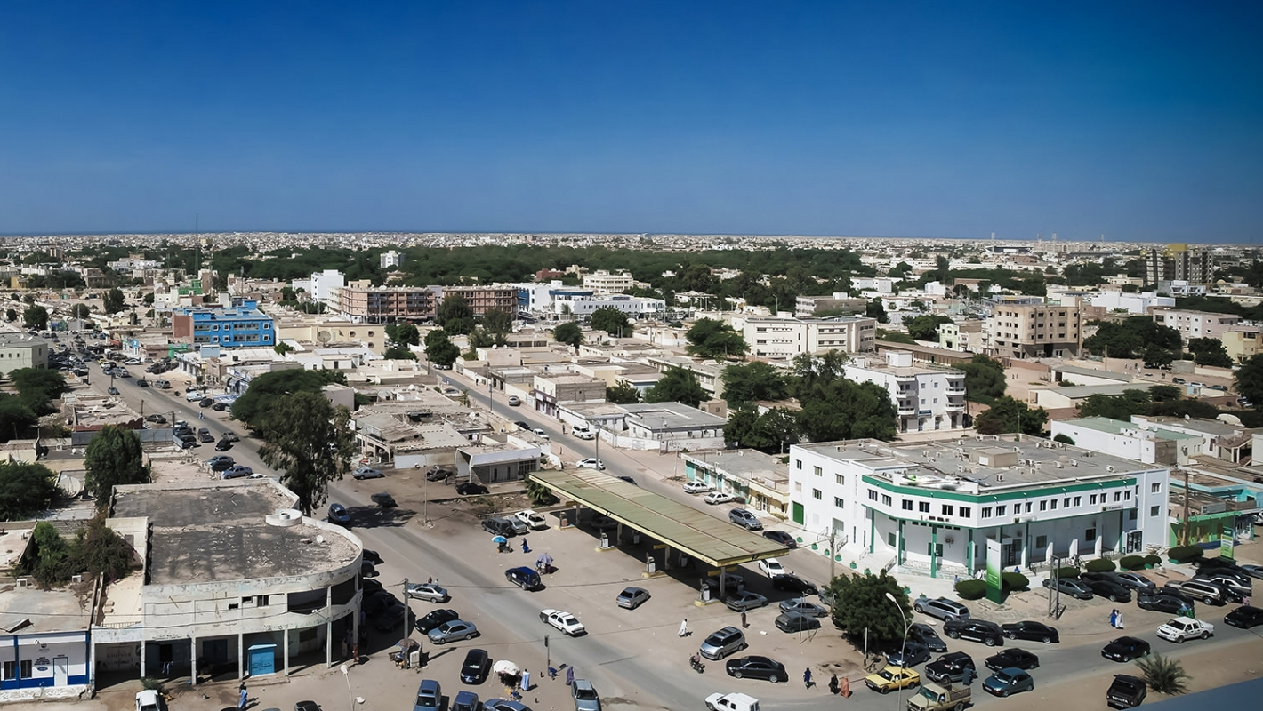 INTER PARES Partnership with the National Assembly of Mauritania